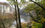 Der Donau-Durchbruch von oben