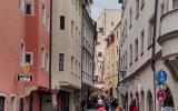 Eingang zur Altstadt von Regensburg
