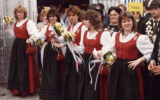 Festdamen von 1985