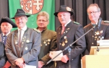 Maximilian Landes bekommt den Groß-Goldenen Sebastiani-Orden