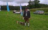 Rudi Gassner beim Kanonentreffen in Schrobenhausen