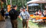 Rudi Gassner erhält die goldene Vereinsnadel